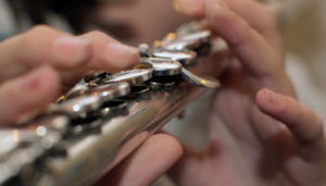 flute private music lessons A Joyful Noise Music studio