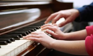 piano private music lessons A Joyful Noise music studio
